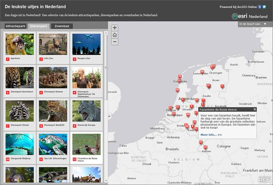 best web mapping application templates geoweb guru