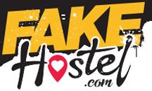 Fake Hostel Logo